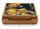 Příslušenství Bambusový dárkový box - čajové moře DB001