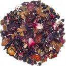 Čaj Stará láska / aromatizováno jahodami a malinami