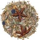 Čaj Bylinná směs se zázvorem a arónií