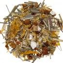Čaj Letmý dotek (ochuceno citrónovou trávou a jahodami)