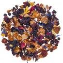 Čaj Šťavnaté ovoce / aromatizováno jahodou a broskví