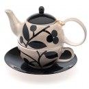 Příslušenství Keramický čajový set pro jednoho BETTY